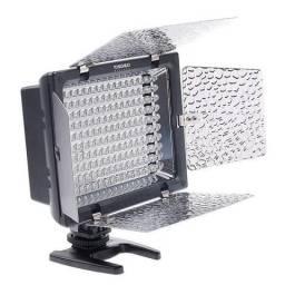 Tripé de Luz de led para filmagens e fotos