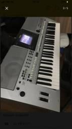 Teclado Yamaha psr s900 novo na caixa