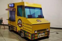 Mini Food Truck para festas e eventos