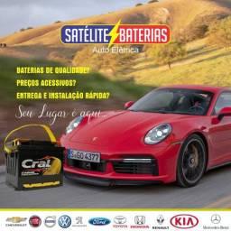 Baterias para Carros