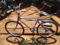 Bicicleta antiga Caloi Cruiser