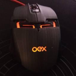 Mouse Gamer Killer 4000dpi 6 Botões Oex