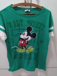 Blusa Mickey G