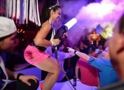 Locação Aluguel Bazooka Pistola Jet Co2 Led Confete Festa Dj Casamento Show