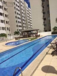 Apartamento com 3 dormitórios para alugar, 69 m² por R$ 1.900/mês - Centro - Lauro de Frei