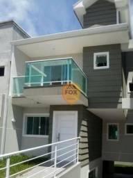 Sobrado com 3 dormitórios à venda, 195 m² por R$ 590.000,00 - Bairro Alto - Curitiba/PR