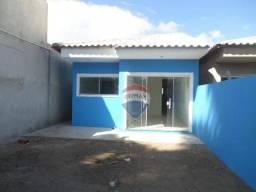 Casa com 2 quartos (1 suíte) à venda, 65 m² por R$ 220.000 - Balneário das Conchas - São P