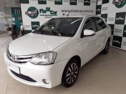 Etios 1.5 Sedan Platinum 8v 2016