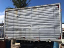 Baú caminhão