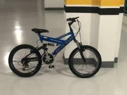Vendo bike aro 20 - menino