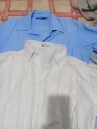 Vendo camisassocial manga longa