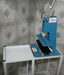 Máquina de fazer chinelos IMPERDÍVEL