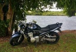 Suzuki bandit nova moto linda aceito contra proposta