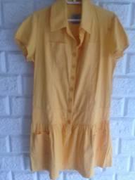 Vestido da Ecletic amarelo