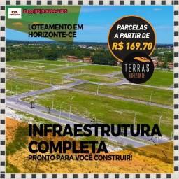 Terras Horizonte Loteamento- Venha investir já:::