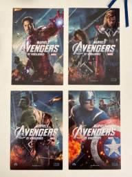 Box Bluray Vingadores