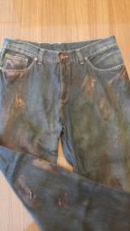 Calça Jeans Fantasia Terror