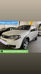 Palio fire way 1.0 Completo 2017