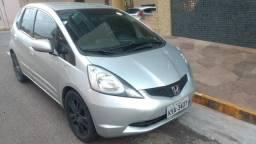 Honda New Fit EX 1.5 16v automático - chave reserva e manual do proprietário