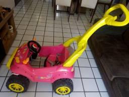 Carrinho Infantil de Passeio Smart Cross com Pedal