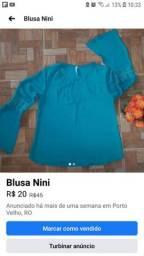 Blusa Nini