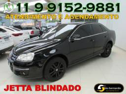 Vw Jetta 2.5 Tiptronic - Ano 2009 - Blindagem Nivel I I I A - Financiamento Facilitado