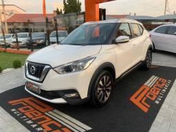 Nissan Kicks SV 1.6 flex Aut 2019
