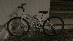 Bike Thunder Aro 26 com 2 semanas de uso