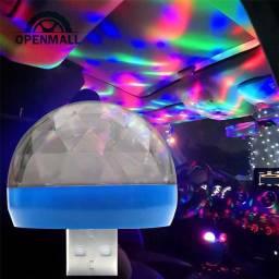 Mini globo de luz portátil