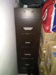Móveis para escritório:Arquivo de MDF, Cadeira de rodinhas]