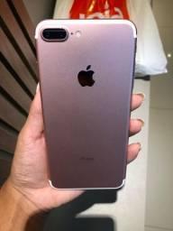 iPhone 7plus rose gold 32G