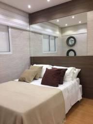 2 dois dormitórios, Fgts + entrada em 48x ???