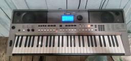 Vendo teclado psre443 motivo tenho outro preço 1.500