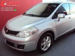 2008 | Nissan Tiida S 1.8 / Couro / Completo / Periciado / Placa A