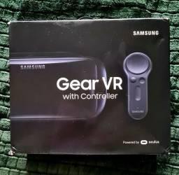 Óculos Gear VR com controle