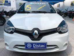 Renault Clio Expression 2015 completo!