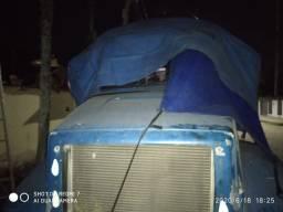 Caminhão volvo edc 1996 azul