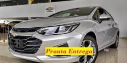 Título do anúncio: Chevrolet Cruze LTZ 1.4 Turbo 2022 - Prata - Pronta Entrega c/ Desconto Promocional