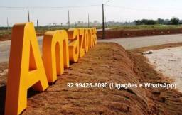 Título do anúncio: Nova Amazonas - Terreno em Bairro Planejado, 200m², próximo a Ponte