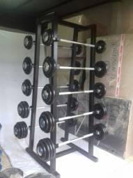 kit barra montada injetada 12 a 30 kg