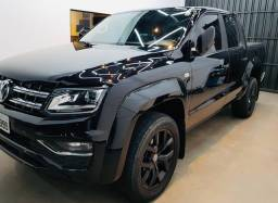 Amarok V6 2019 highline preta
