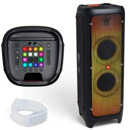 Caixa de som Partybox 1000 JBL 1100W (Produto Novo)