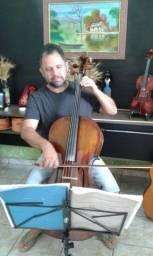 Aulas Violino, Cello, Viola de Arco