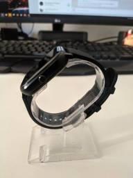 Smartwatch P8 Pro Pulseira de Silicone 20mm Preto