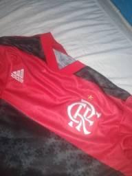 Camisa oficial do flamengo