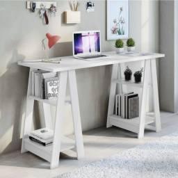 Escrivaninha Cavalete Vigor - Frete grátis / Peça e receba hoje