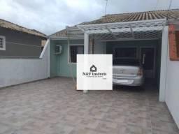 Casa com 3 dormitórios à venda, 98 m² por R$ 390.000 - Balneario Nereiras - Guaratuba/PR