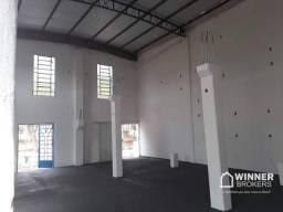 Barracão para alugar, 125 m² por R$ 1.300,00/mês - Centro - Floresta/PR