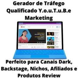 Gerador De Tráfégo Qualificado Youtube Marketing