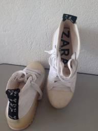 Tênis zara
